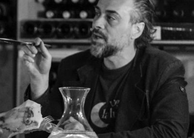 #mondoristorante Talks di Giugno 2019. Luca Farinotti