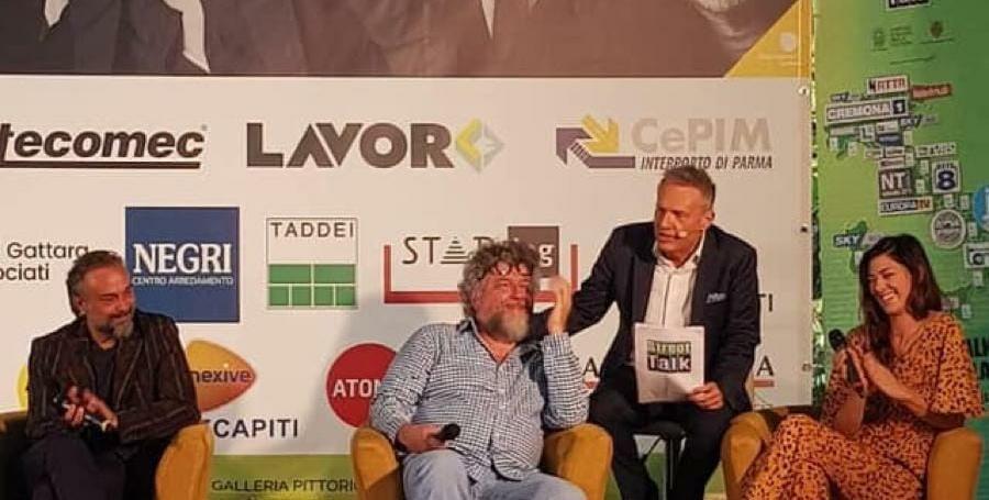 9° Puntata 2019 – Luca Farinotti allo Street Talk di Andrea Villani (Sky)