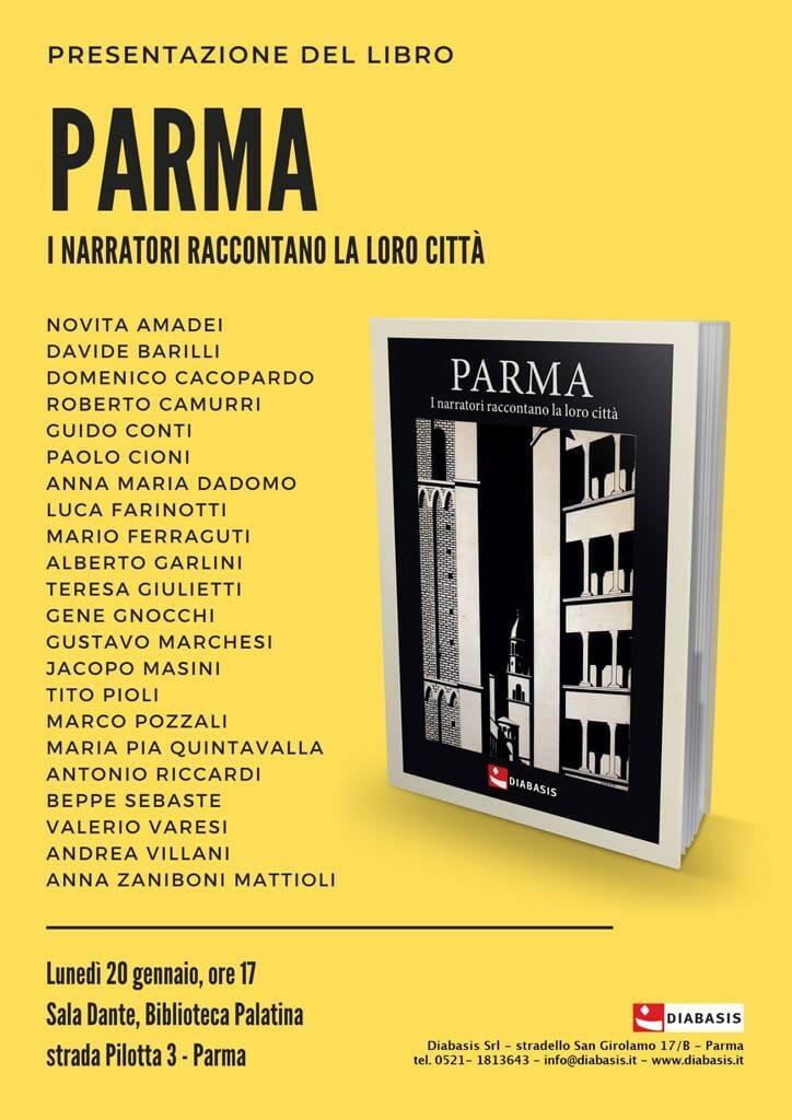 Parma - I narratori raccontano la loro città