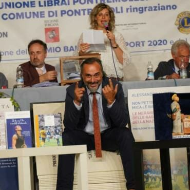 Bancarella Sport: l'epica di Rachele Bruni portata sul podio nel racconto di Luca Farinotti