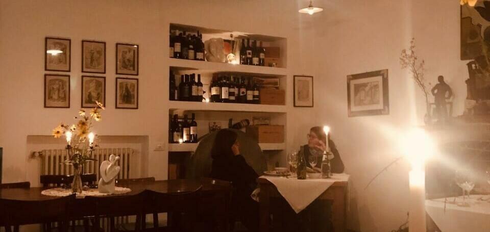AL RISTORANTE CON LUCA Fatti, misfatti e menu in Val di Magra
