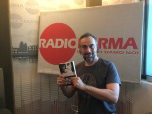 Luca Farinotti a Radio Tv Parma