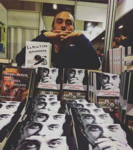 Luca farinotti al Salone del libro