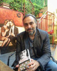 Luca Farinotti con #mondoristorante per il blog di Riccardino