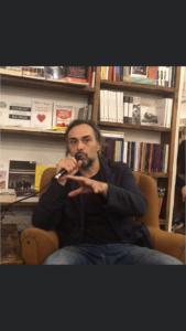 Luca Farinotti al Chourmo