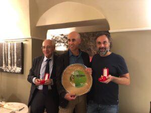 Luca Farinotti al Premio Bancarella 2019