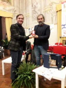 Luca Farinotti al Bancarella Cucina 2019